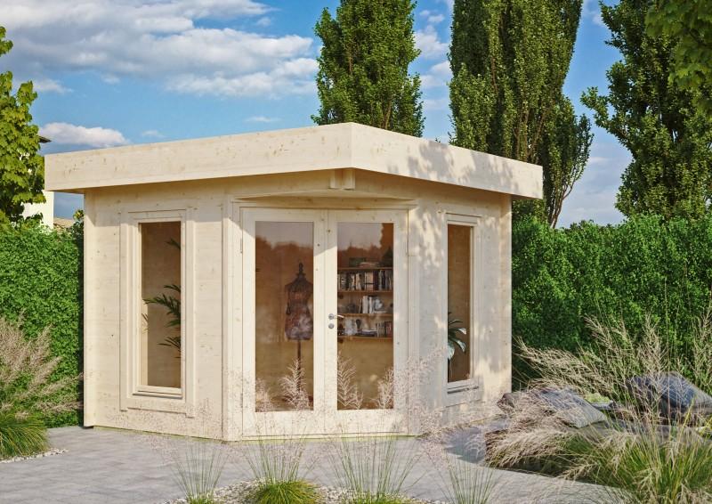 Gartenhaus Modell Nora 44 A Modern