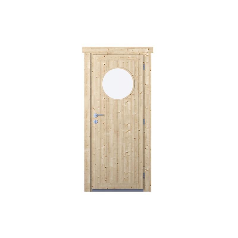 Extra hohe Einzeltür D90-210-R