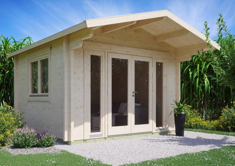 Gartenhaus Modell Kim 70 B