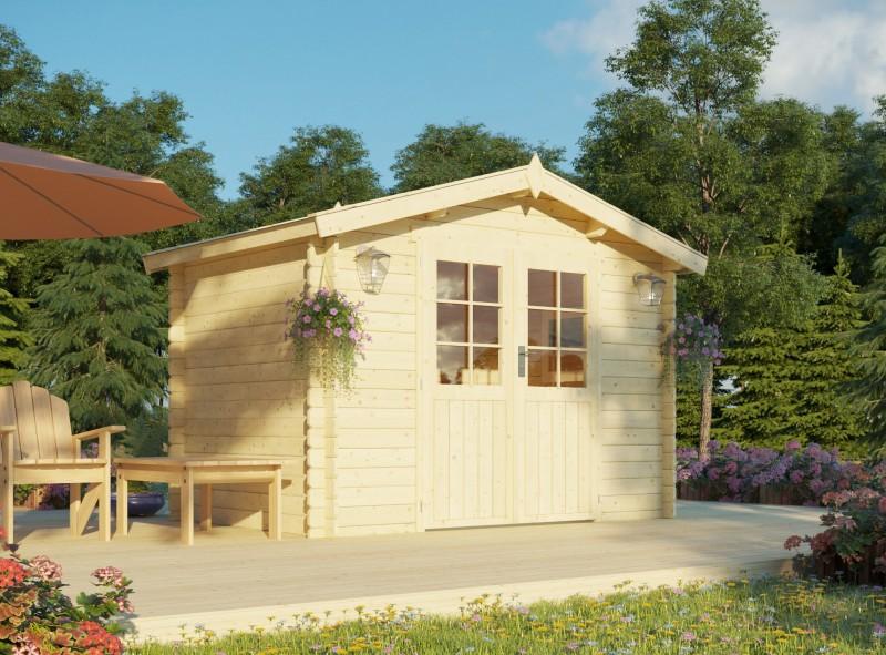 Gartenhaus Modell Bente 28 A