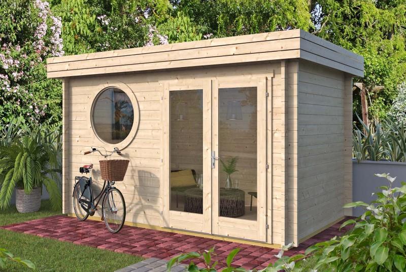 Gartenhaus Modell Robin-44
