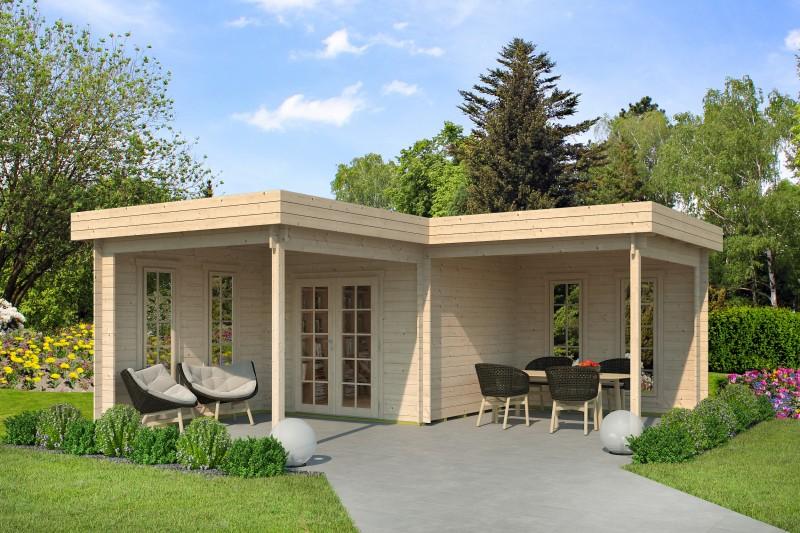 Gartenhaus Modell Fred 44