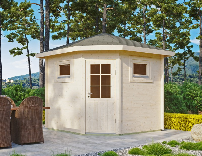 Gartenhaus Modell Panta 28 C