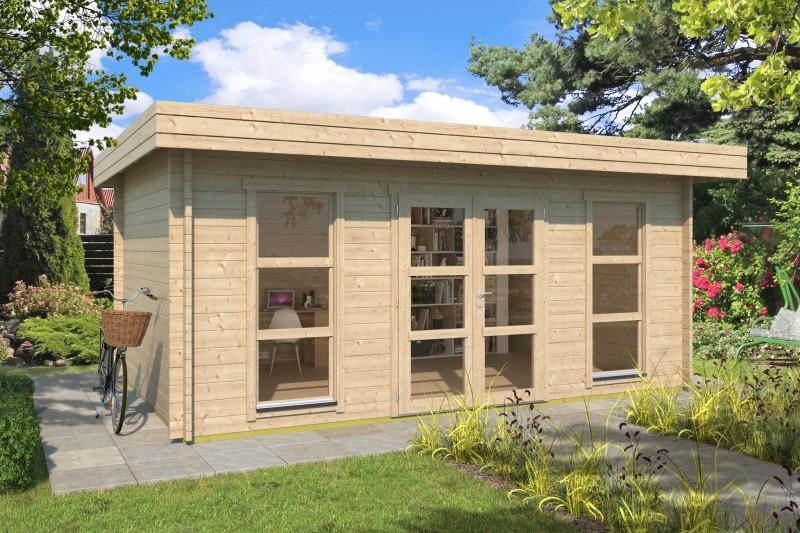Gartenhaus Modell Oban 44