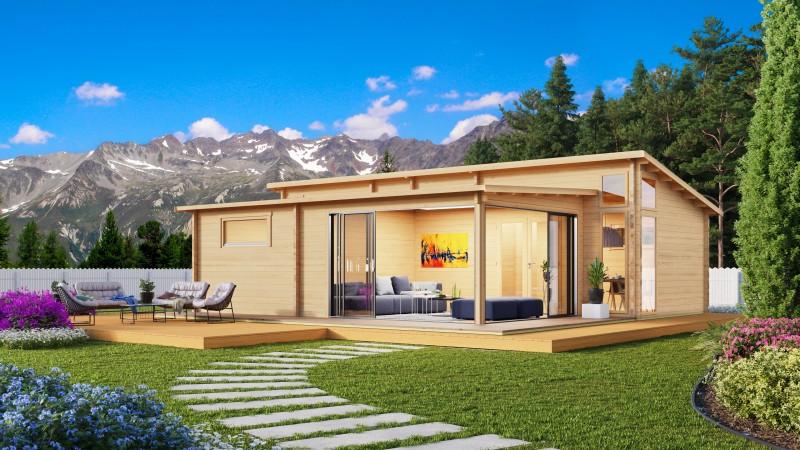 Ferien- und Freizeithaus Modell Nizza
