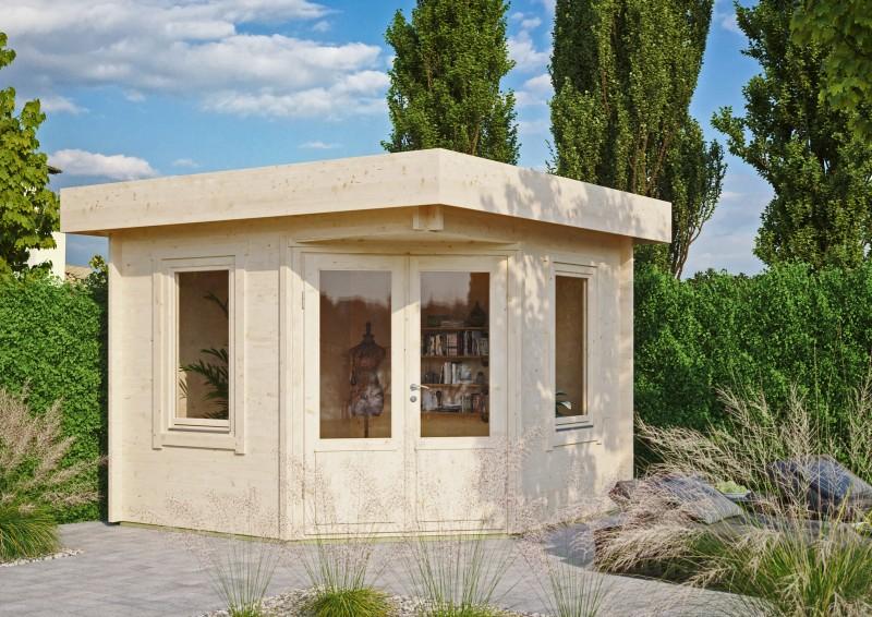 Gartenhaus Modell Nora 44 A Klassik