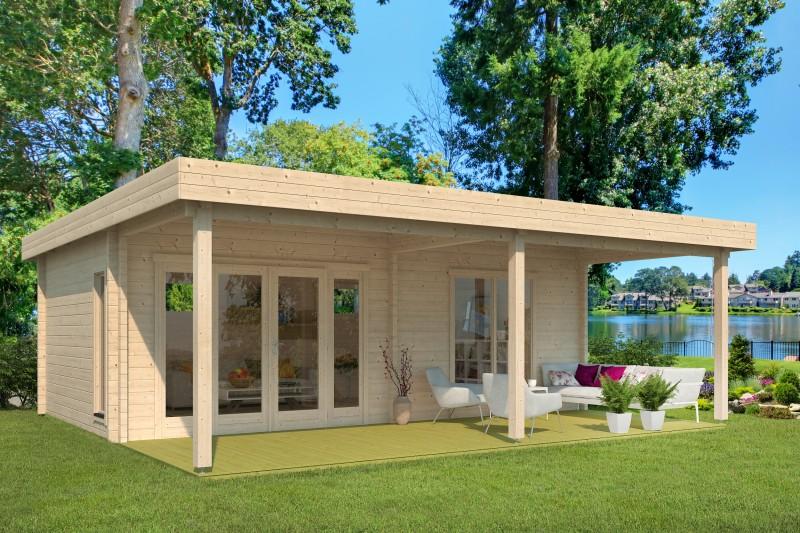 Gartenhaus Modell Oskar 70
