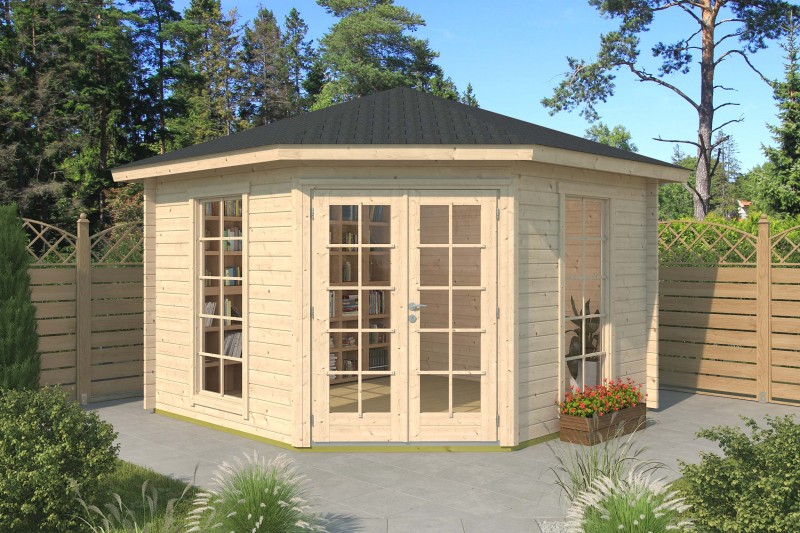 Gartenhaus Modell Michel 40 B