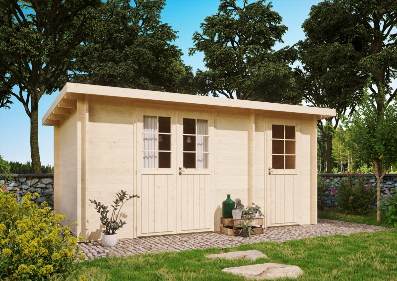 Gartenhaus Modell Carin 40 B
