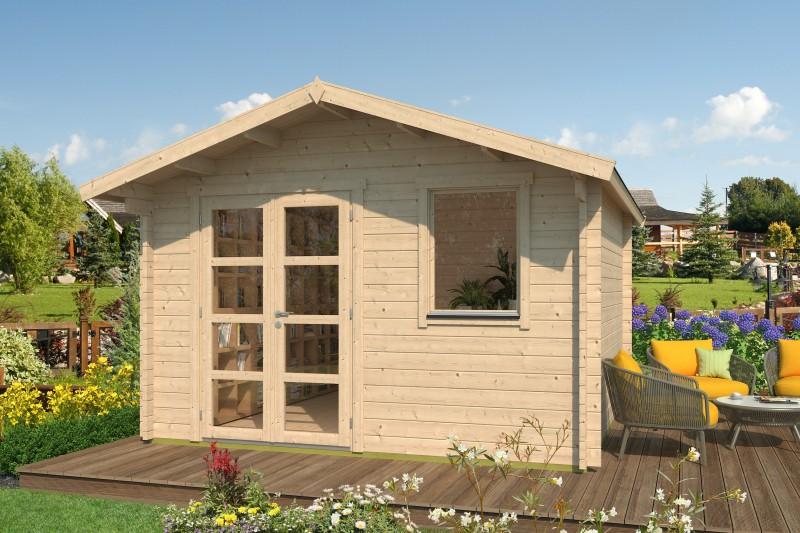 Gartenhaus Modell Lexi 44 J Premium
