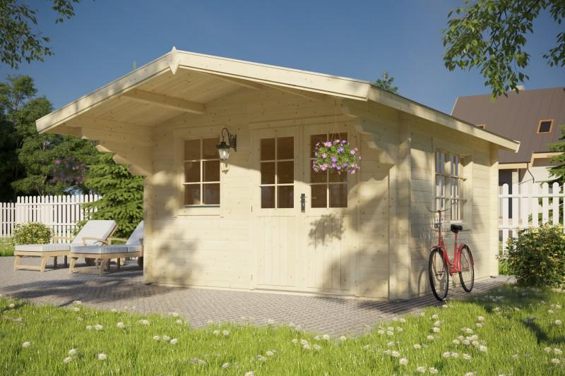 Gartenhaus Modell Regina 70 B
