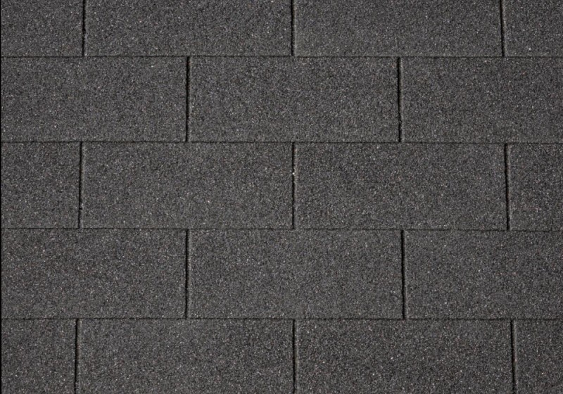 Rechteck Dachschindel Set 96 m²