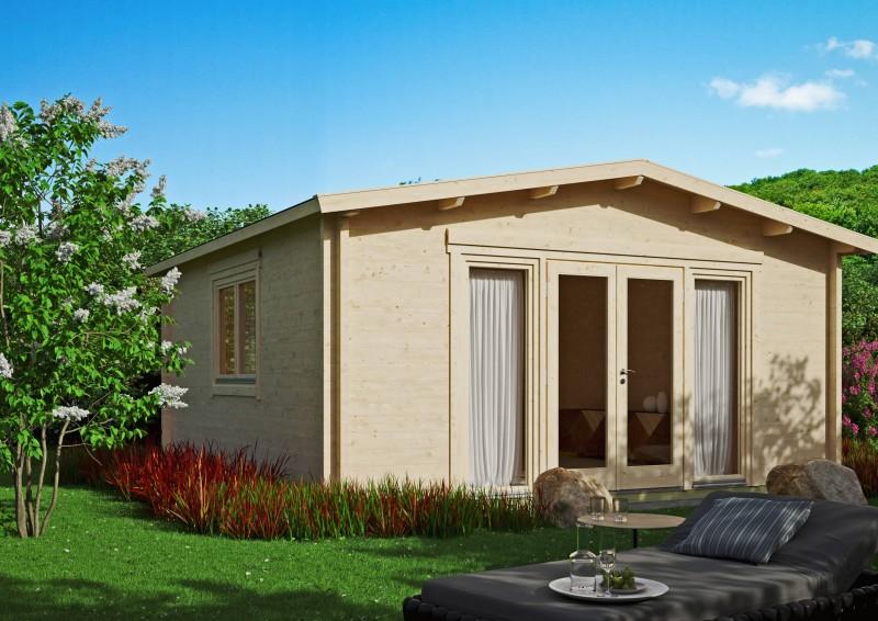 Gartenhaus Modell Kim 70 H