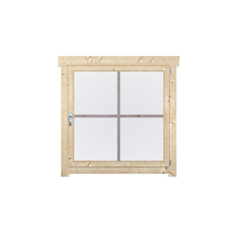 Dreh/Kipp-Einzelfenster W92-92-1H