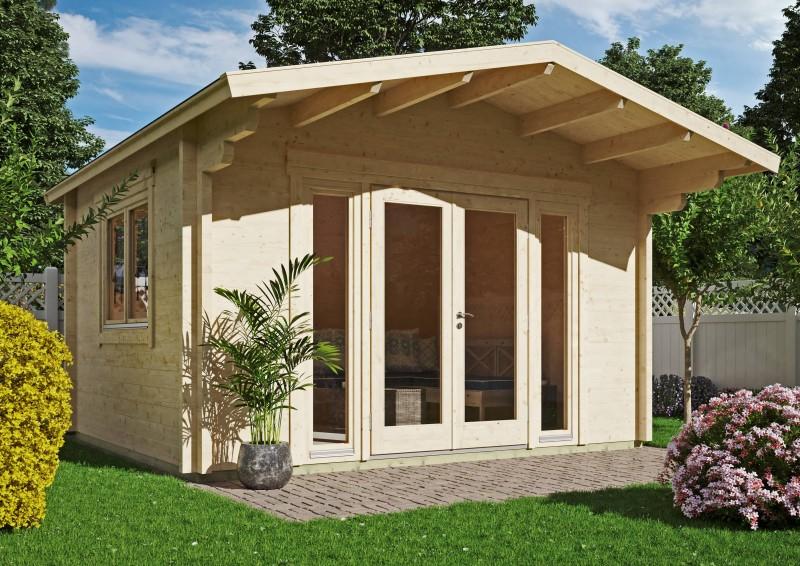 Gartenhaus Modell Kim 70 E