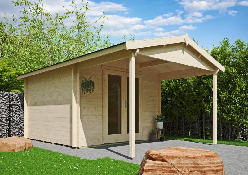 Gartenhaus Modell Luise 40 B