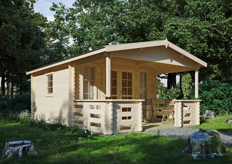 Gartenhaus Modell Franjo 44 A