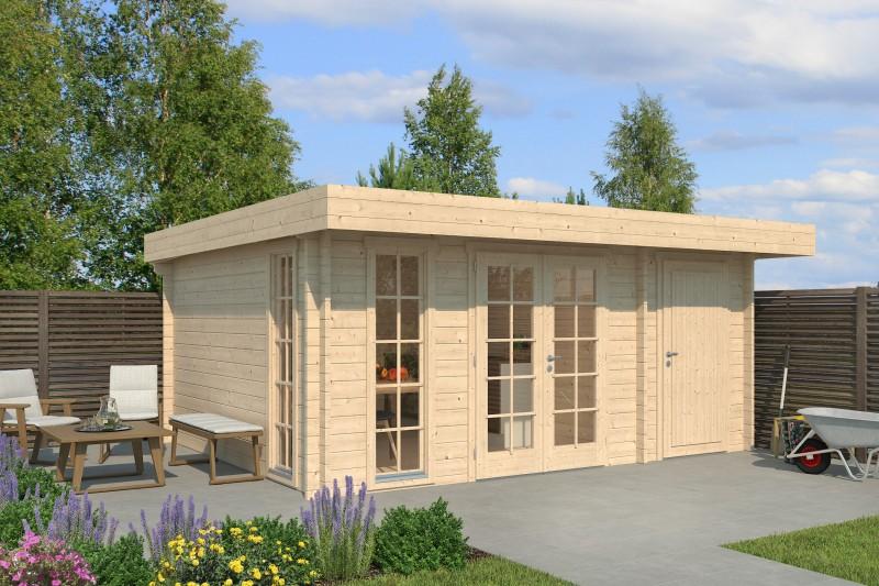 Gartenhaus Modell Theo 44