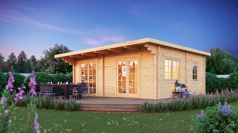 Ferien- und Freizeithaus Modell Hörnum 92 B