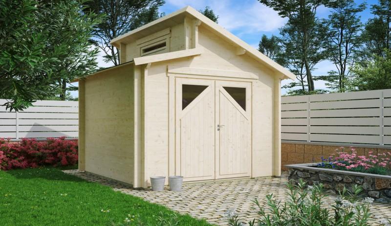 Gartenhaus Modell Varianta 44 B