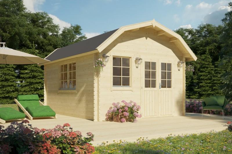 Gartenhaus Modell Gnesta 40