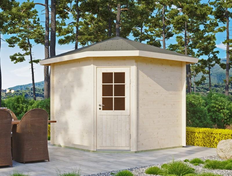 Gartenhaus Modell Panta 28 B