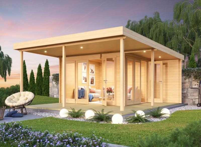 Gartenhaus Modell Keno 70