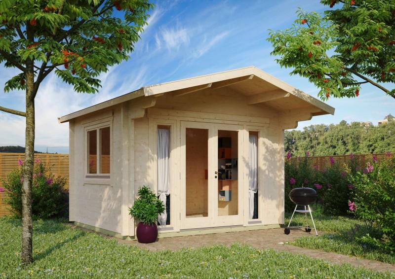 Gartenhaus Modell Kim 70 A